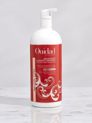 Ouidad Advanced Climate Control Heat and Humidity Gel  – Stronger Hold 33.8oz 213622
