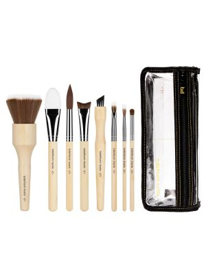 Bdellium Tools SFX Brush Set 8 PC With Double Pouch 211690