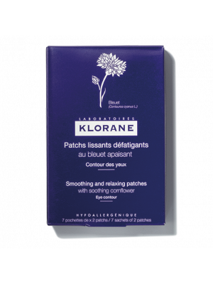 Klorane Smoothing and Relaxing Eye Patches - 7 Pack 147385