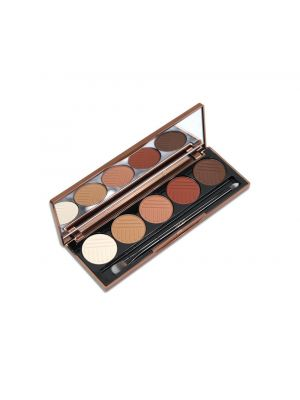 Dose Of Colors Baked Browns Palette 208840
