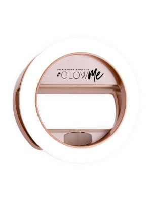 Impressions Vanity GlowMe 2.0 Selfie Ring Light 209105