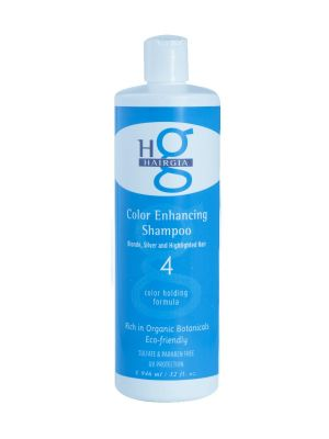 HairGia Color Enhancing Shampoo 4 (32oz) 179789
