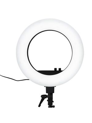 Impressions Vanity 18-Inch LED Studio Ring Light 211274