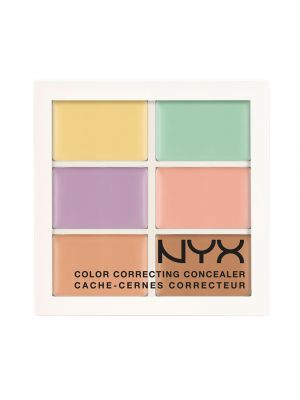 NYX Color Correcting Concealer Palette 204056