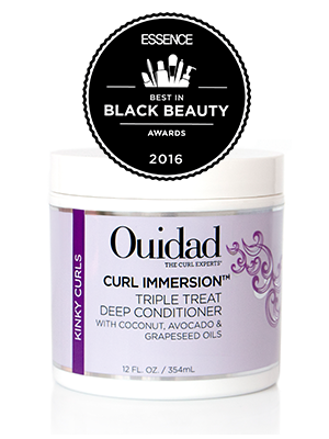 Ouidad Curl Immersion Triple Treat Deep Conditioner 207030