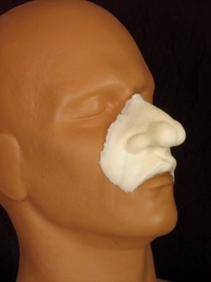 Rubber Wear FRW-109 Character Nose Lip #1 203839