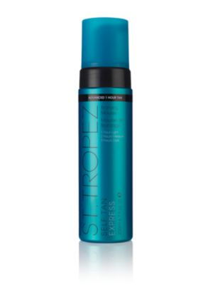St. Tropez Self Tan Express Advanced Bronzing Mousse 200ml 202817