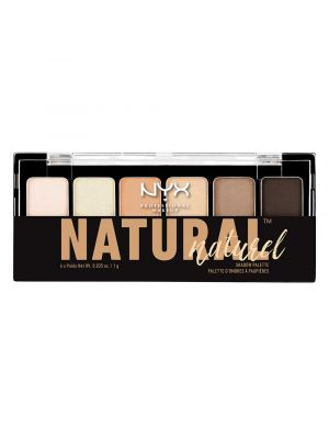 NYX The Natural Shadow Palette 200793