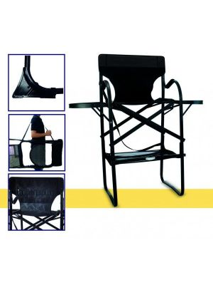 Tuscany Deluxe Pro Makeup Chair Tall 31 Inches 200307